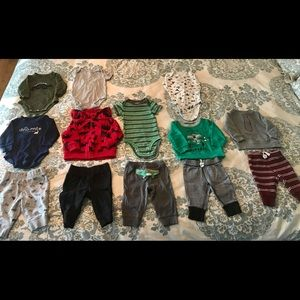 3 Month Baby Boy Clothing Sets